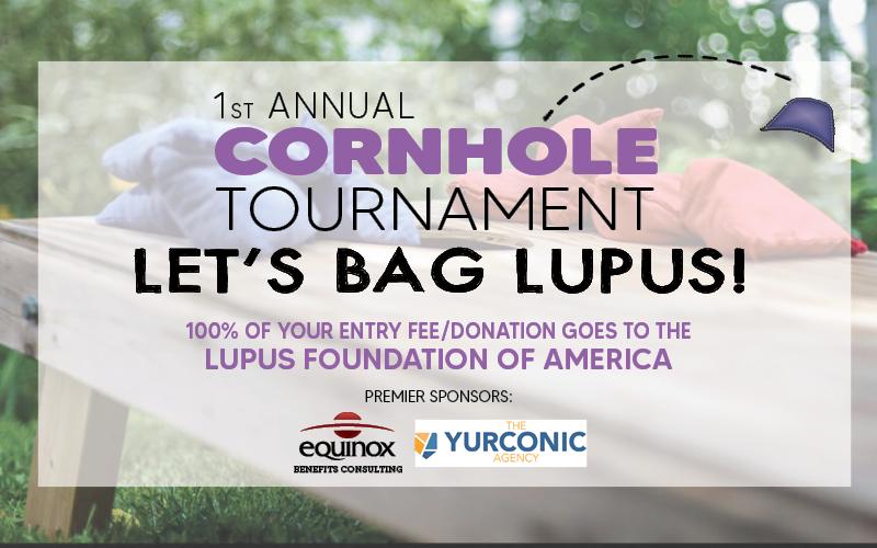Equinox Benefits Consulting's 1st Annual Cornhole Tournament